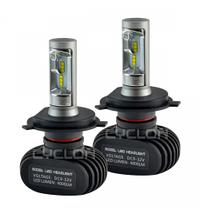 Фары CYCLON LED H4 Hi/Low 5000K 4000Lm CSP type 9