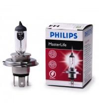 Автолампа Philips 13342Mlc1 H4 75/70W 24V P43T Masterlife